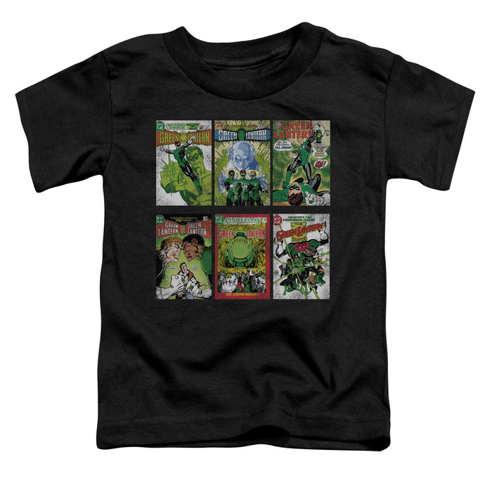 Green Lantern - Gl Covers Short Sleeve Toddler Tee - Special Holiday Gift