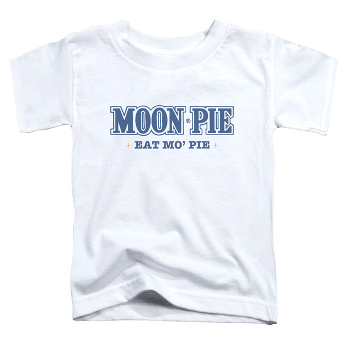Moon Pie - Mo Pie Short Sleeve Toddler Tee - Special Holiday Gift
