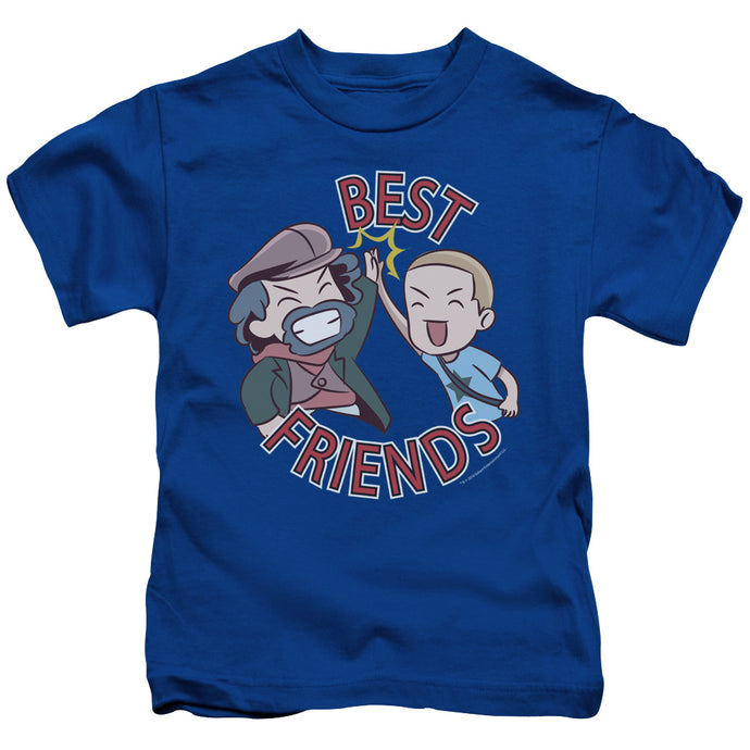 Valiantbest Friends Emoji Short Sleeve Juvenile 18/1 Tee - Special Holiday Gift