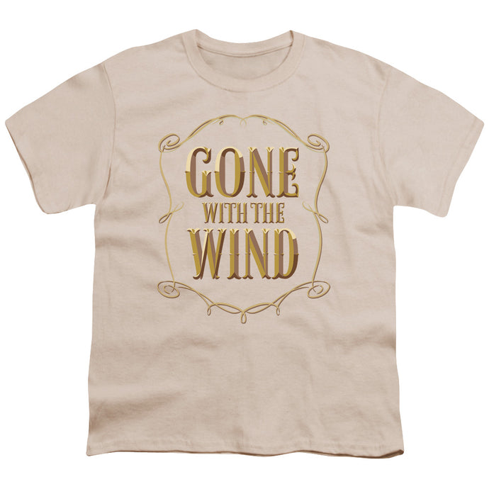 Gwtw - Logo Short Sleeve Youth 18/1 Tee - Special Holiday Gift
