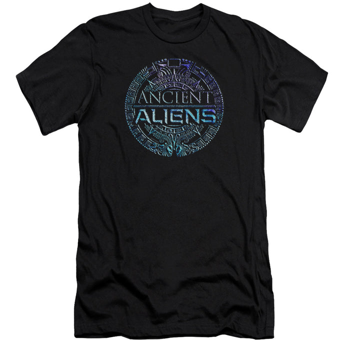 Ancient Aliens - Symbol Logo Short Sleeve Adult 30/1 Tee - Special Holiday Gift