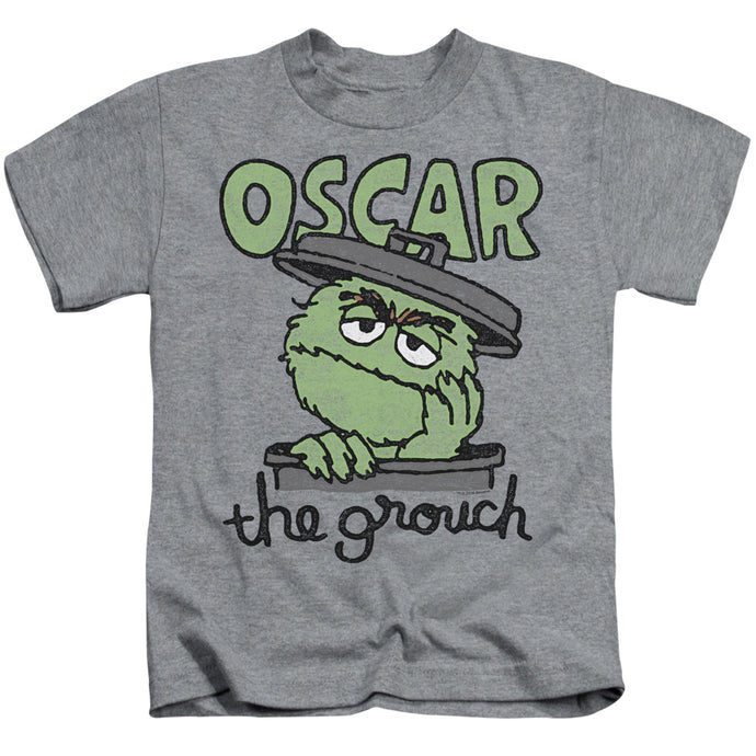 Sesame Street - Canned Grouch Short Sleeve Juvenile 18/1 Tee - Special Holiday Gift