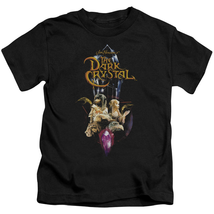 Dark Crystal - Crystal Quest Short Sleeve Juvenile 18/1 Tee - Special Holiday Gift