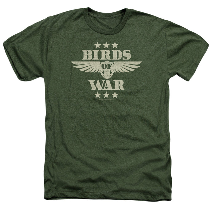 Its Always Sunny In Philadelphia - Birds Of War Adult Heather - Special Holiday Gift