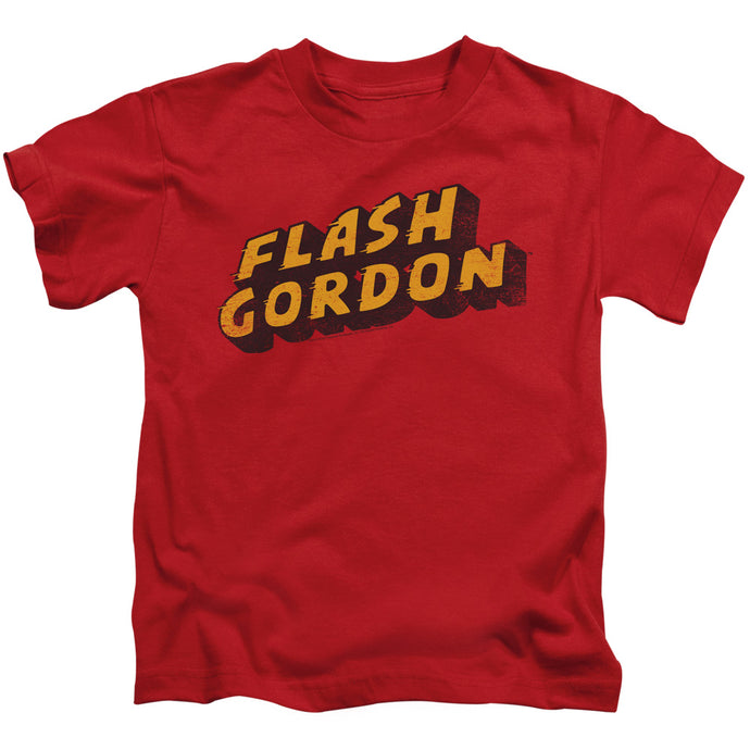 Flash Gordon - Logo Short Sleeve Juvenile 18/1 Tee - Special Holiday Gift