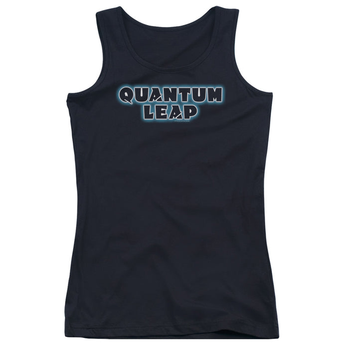 Quantum Leap - Logo Juniors Tank Top - Special Holiday Gift
