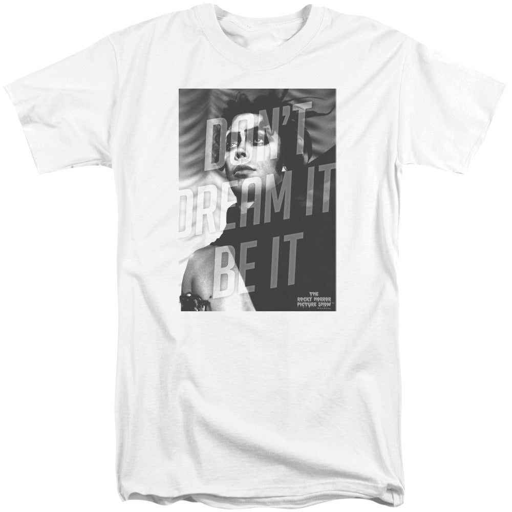 Rocky Horror Picture Show - Be It Short Sleeve Adult Tall Tee - Special Holiday Gift