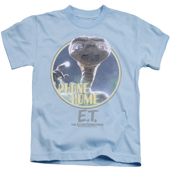 Et - Phone Home Short Sleeve Juvenile 18/1 Tee - Special Holiday Gift