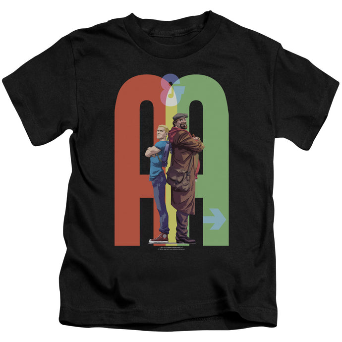 Archer & Armstrong - Back To Bak Short Sleeve Juvenile 18/1 Tee - Special Holiday Gift
