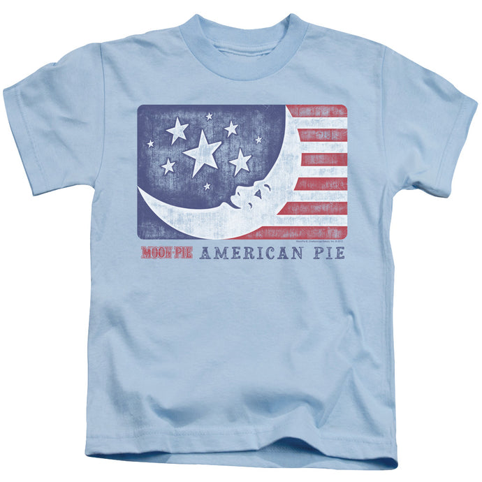 Moon Pie - American Pie Short Sleeve Juvenile 18/1 Tee - Special Holiday Gift