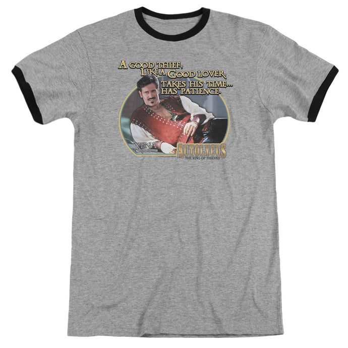 Xena - A Good Thief Adult Ringer - Special Holiday Gift