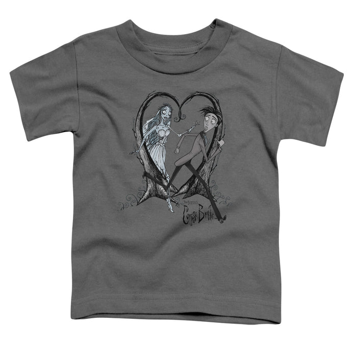 Corpse Bride - Runaway Groom Short Sleeve Toddler Tee - Special Holiday Gift