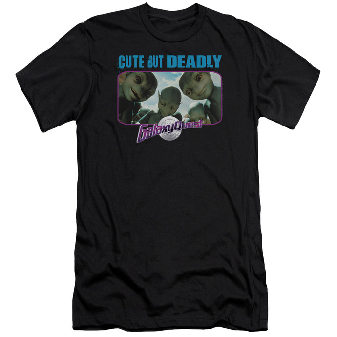 Galaxy Quest - Cute But Deadly Short Sleeve Adult 30/1 Tee - Special Holiday Gift