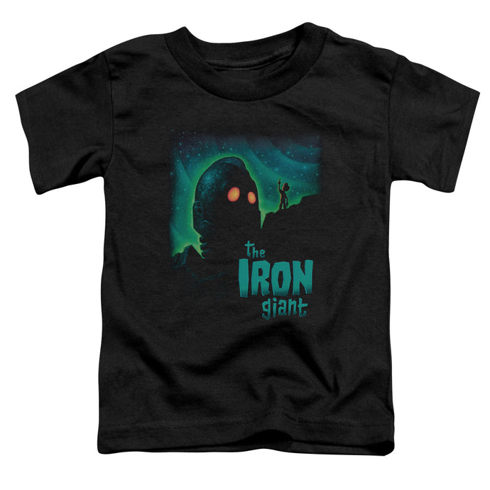 Iron Giant - Look To The Stars Short Sleeve Toddler Tee - Special Holiday Gift