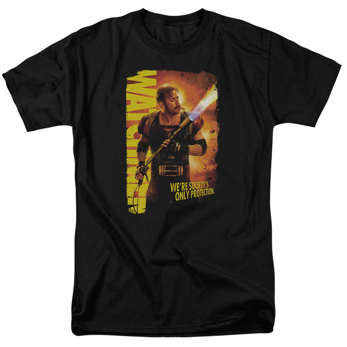 Watchmen - Smoke Em Short Sleeve Adult 18/1 Tee - Special Holiday Gift