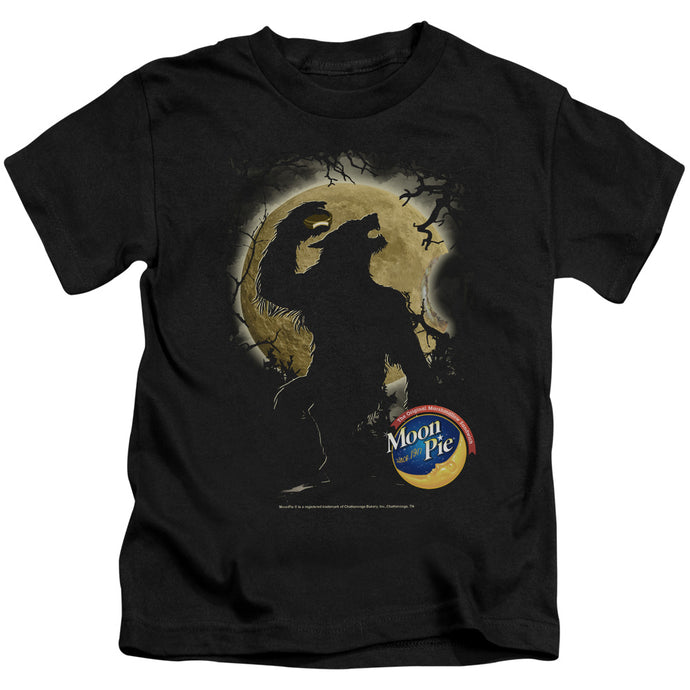Moon Pie - Howling Moon Pie Short Sleeve Juvenile 18/1 Tee - Special Holiday Gift