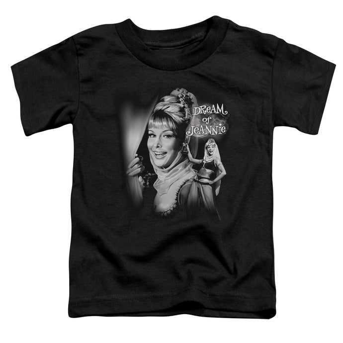 I Dream Of Jeannie - I Dream Of Jeannie Short Sleeve Toddler Tee - Special Holiday Gift