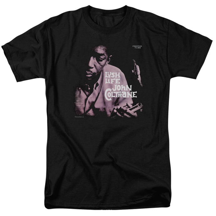 John Coltrane - Lush Life Short Sleeve Adult 18/1 Tee - Special Holiday Gift