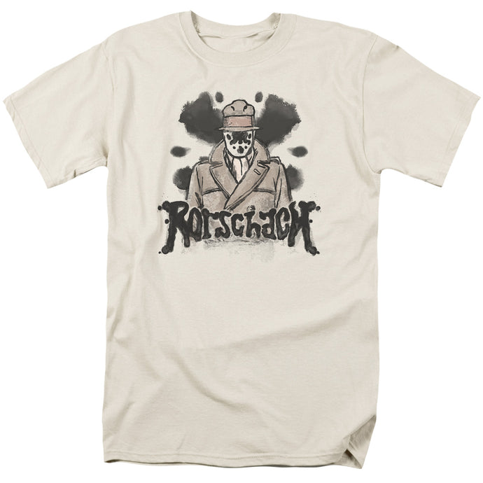 Watchmen - Ink Blot Short Sleeve Adult 18/1 Tee - Special Holiday Gift