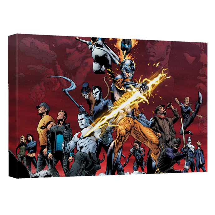 Valiant - Stand Tall Canvas Wall Art With Back Board - Special Holiday Gift