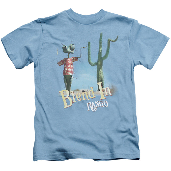 Rango - Blend In Short Sleeve Juvenile 18/1 Tee - Special Holiday Gift