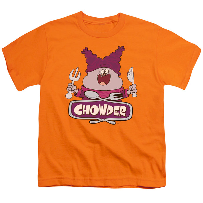 Chowder - Logo Short Sleeve Youth 18/1 Tee - Special Holiday Gift