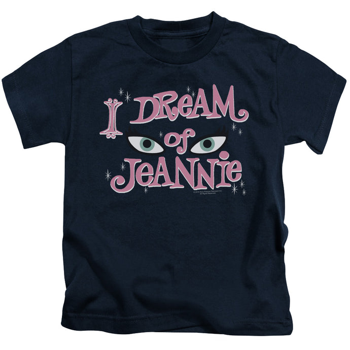 I Dream Of Jeannie - Eyes Short Sleeve Juvenile 18/1 Tee - Special Holiday Gift