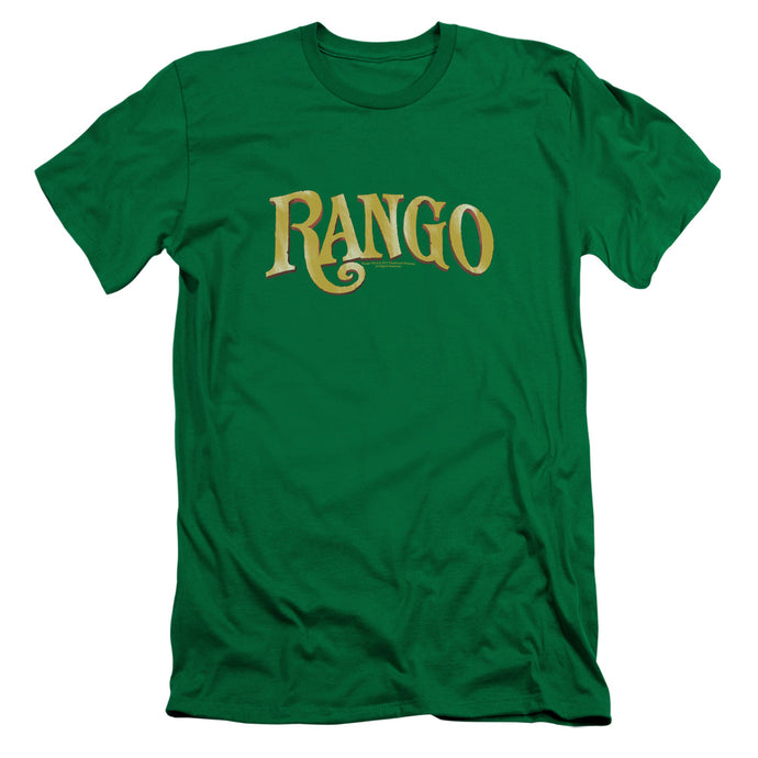 Rango - Logo Short Sleeve Adult 30/1 Tee - Special Holiday Gift