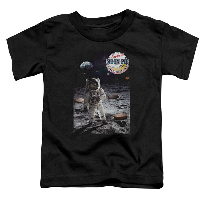 Moon Pie - The Truth Short Sleeve Toddler Tee - Special Holiday Gift