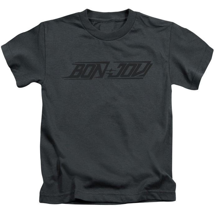 Bon Jovi - New Logo Short Sleeve Juvenile 18/1 Tee - Special Holiday Gift