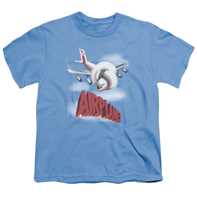 Airplane - Logo Short Sleeve Youth 18/1 Tee - Special Holiday Gift