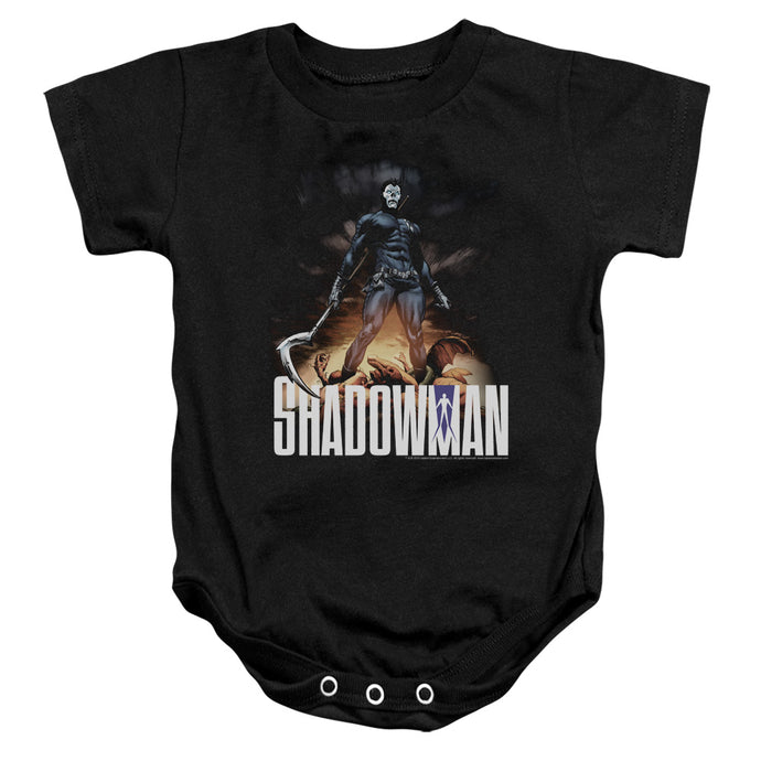 Shadowman - Shadow Victory Infant Snapsuit - Special Holiday Gift