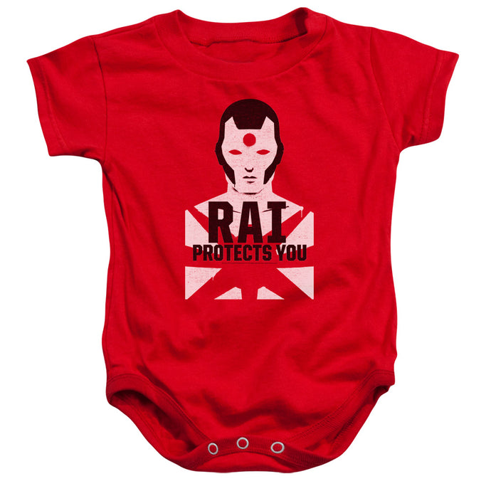 Rai - Protector Infant Snapsuit - Special Holiday Gift