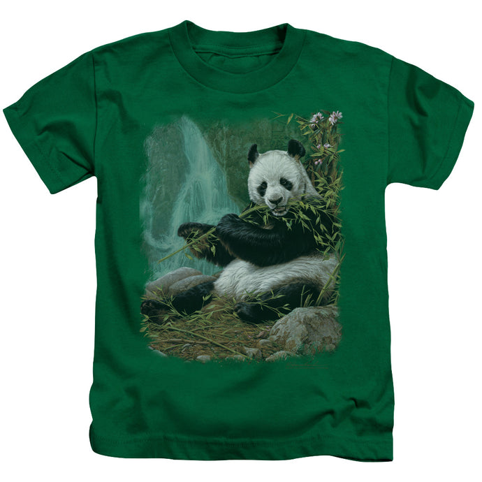 Wildlife - Citizen Of Heaven On Earth Short Sleeve Juvenile 18/1 Tee - Special Holiday Gift