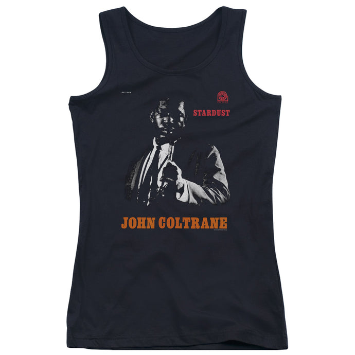 John Coltrane - Coltrane Juniors Tank Top - Special Holiday Gift