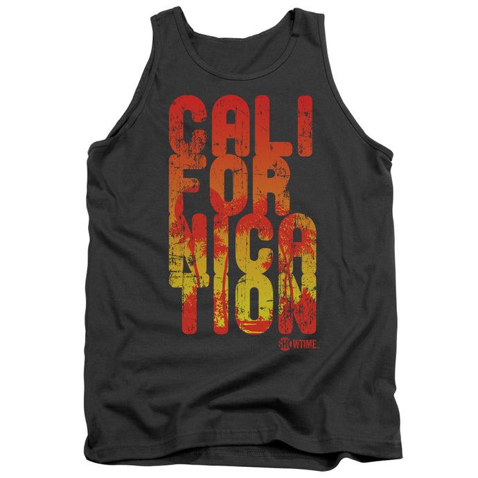 Californication - Cali Type Adult Tank - Special Holiday Gift