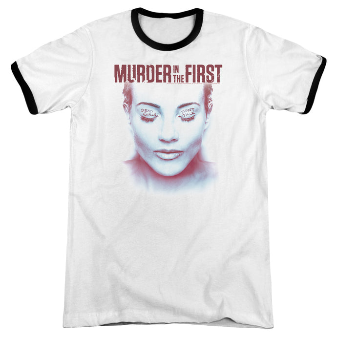 Murder In The First - Don't Talk Adult Ringer - Special Holiday Gift