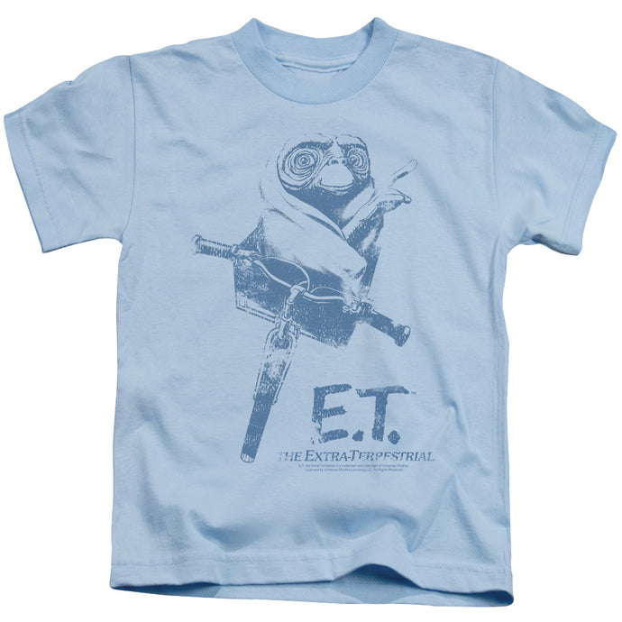 Et - Bike Short Sleeve Juvenile 18/1 Tee - Special Holiday Gift