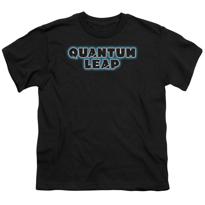 Quantum Leap - Logo Short Sleeve Youth 18/1 Tee - Special Holiday Gift