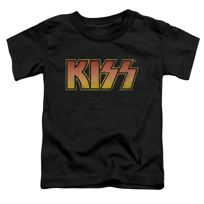 Kiss - Classic Short Sleeve Toddler Tee - Special Holiday Gift