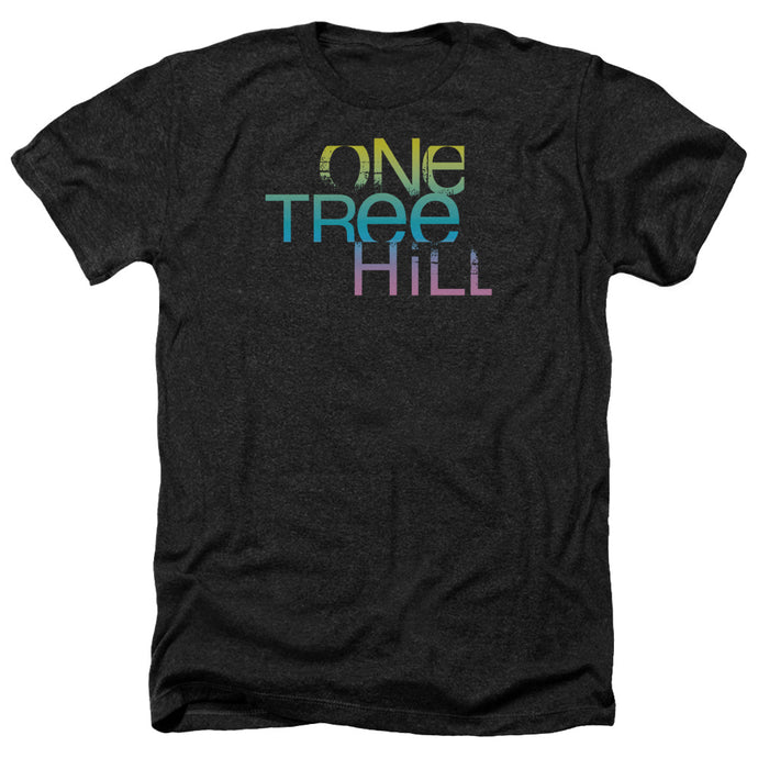 One Tree Hill - Color Blend Logo Adult Heather - Special Holiday Gift
