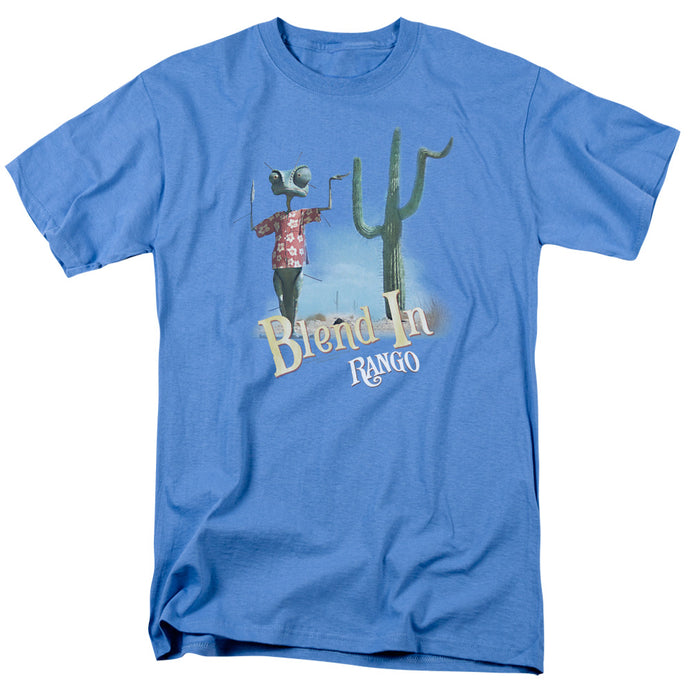 Rango - Blend In Short Sleeve Adult 18/1 Tee - Special Holiday Gift