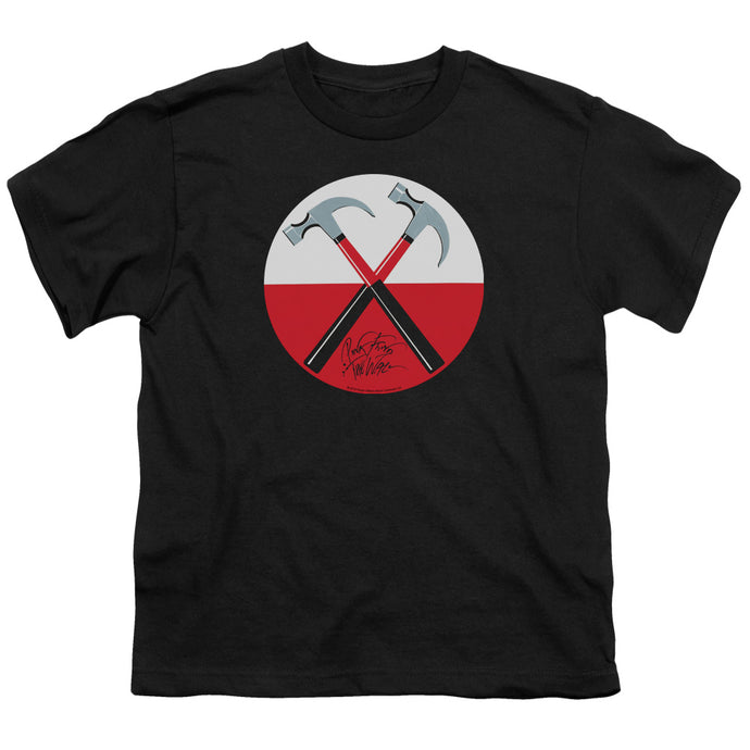 Roger Waters - Hammers Short Sleeve Youth 18/1 Tee - Special Holiday Gift