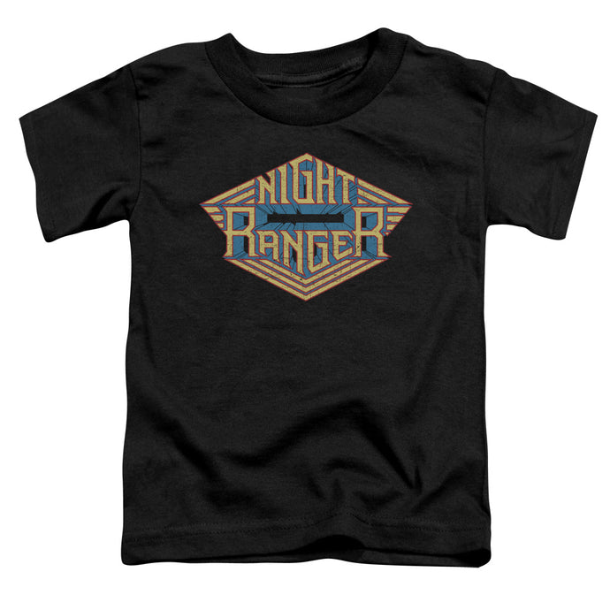 Night Ranger - Logo Short Sleeve Toddler Tee - Special Holiday Gift