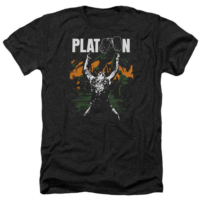 Platoon - Graphic Adult Heather - Special Holiday Gift