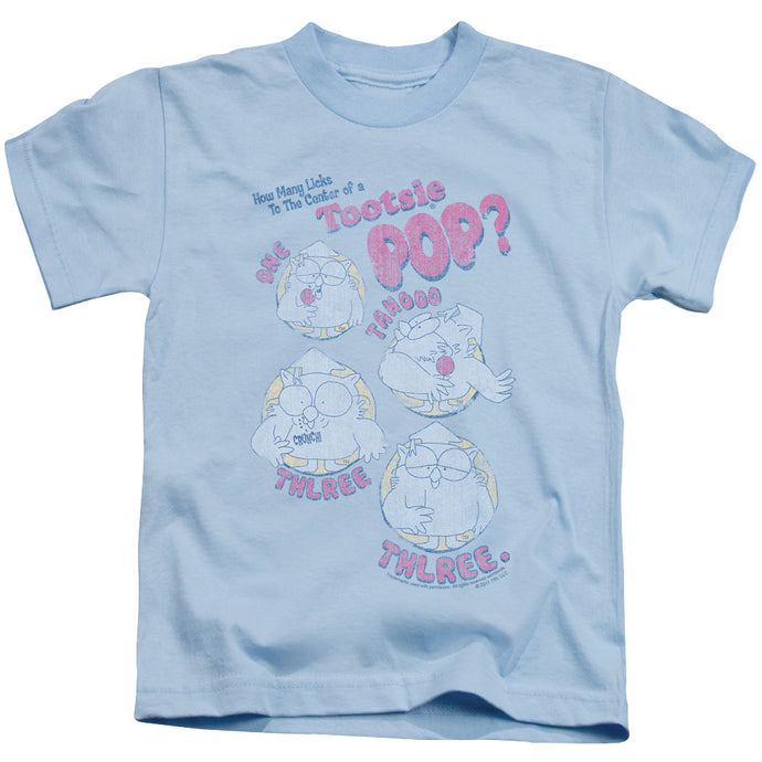 Tootsie Roll - Three Short Sleeve Juvenile 18/1 Tee - Special Holiday Gift