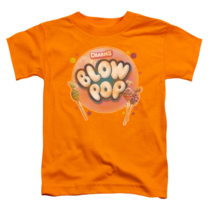 Tootsie Roll - Blow Pop Bubble Short Sleeve Toddler Tee - Special Holiday Gift