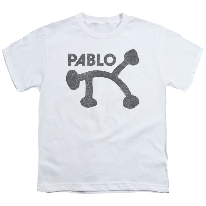 Pablo - Retro Pablo Short Sleeve Youth 18/1 Tee - Special Holiday Gift