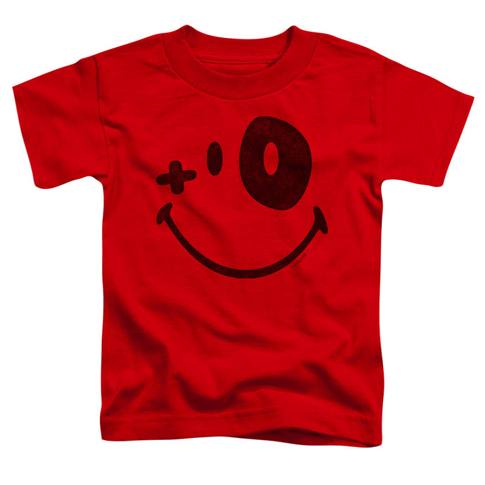 Smiley World - Fight Club Short Sleeve Toddler Tee - Special Holiday Gift