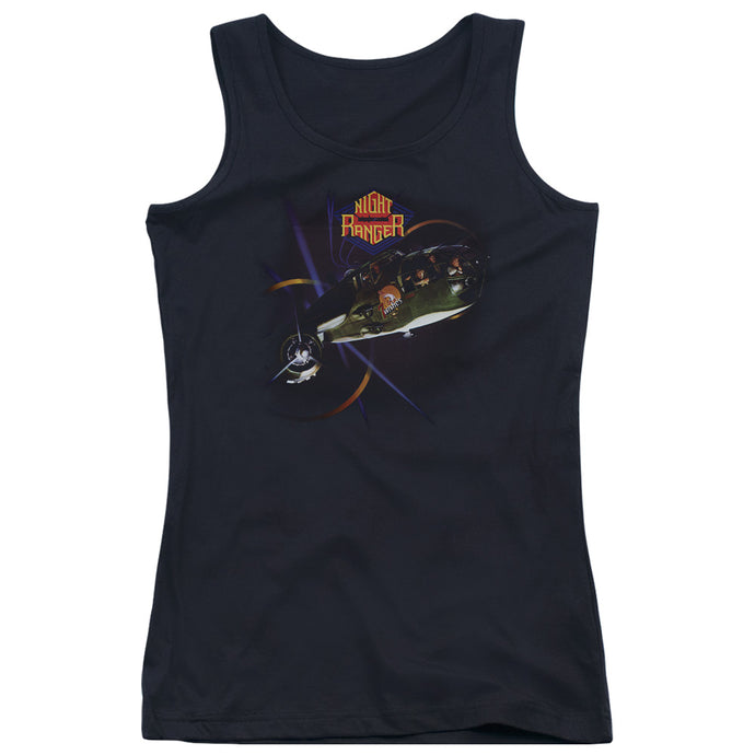 Night Ranger - 7 Wishes Juniors Tank Top - Special Holiday Gift